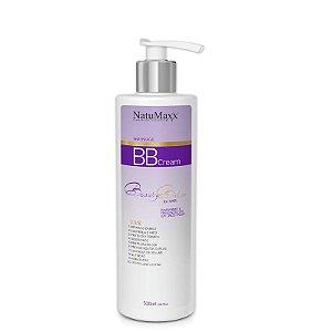 Finalizador BB Cream Beauty Balm  10 Em 1 NatuMaxx  500ML