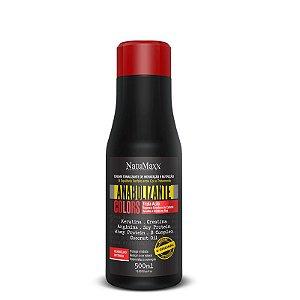 Matizador Fortificante Colors Vermelho Intenso NatuMaxx 500ml