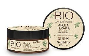 Argila em pó Bio Amazônica NatuMaxx 150gr