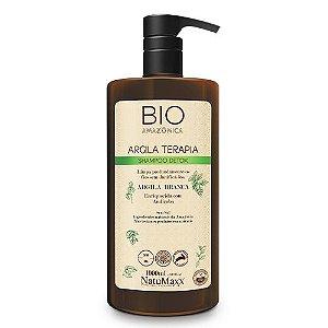 Shampoo Detox Bio Amazônica NatuMaxx 1 L