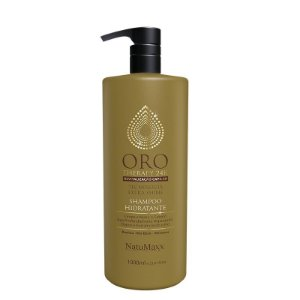 Shampoo Hidratante Oro Therapy 24K  NatuMaxx  1lt