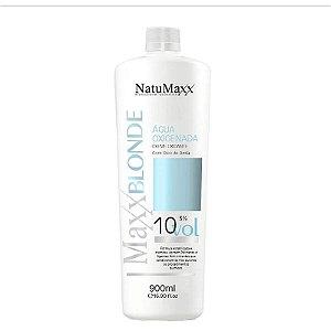 Água Oxigenada Ox MaxxBLONDE 10 Vol NatuMaxx 900ml