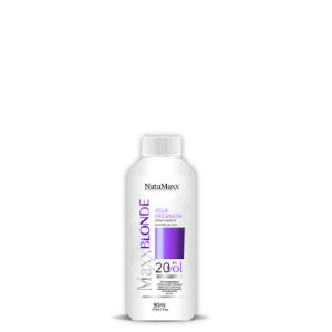 Água Oxigenada Ox MaxxBLONDE 20 Vol NatuMaxx 90ml