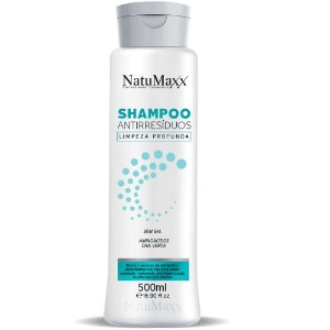 Shampoo Antiressíduos Limpeza Profunda NatuMaxx 500ml