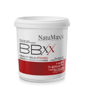 BBXX - Beauty Balm Xtended Red Hair Therapy NatuMaxx 1kg