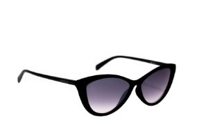 Óculos de sol Ohtica feminino B88 - Preto aveludado