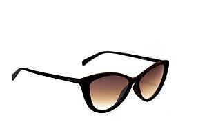 Óculos de sol Ohtica B88 - Marrom aveludado