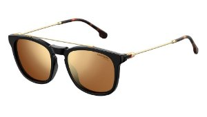 Óculos de sol Carrera 154/S 807 51K1 -Preto/Dourado