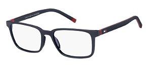 Óculos de Grau Tommy Hilfiger TH1786 FLL 5438-Azul