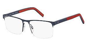 Óculos de grau Tommy Hilfiger TH1594 FLL 5517 R-Azul