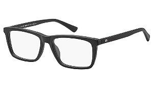 Óculos de grau Tommy Hilfiger TH 1527 003 5417 - Preto