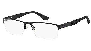 Óculos de grau Tommy Hilfiger TH 1524 003 5518 - Preto