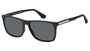 Óculos de sol Tommy Hilfiger TH1547/S 003 57IR-Preto