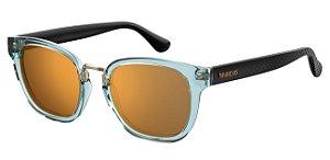 Óculos de sol Havaianas GUAECA MVU 52VP-Azul cristal