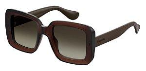 Óculos de sol Havaianas GERIBA QGL 53HA - Marrom