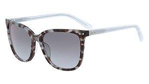 Óculos de sol Calvin Klein CK18507S 453 - Havana/Azul