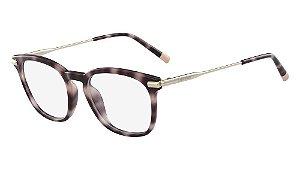 Óculos de grau Calvin Klein CK5965 669 -Havana/Rosa
