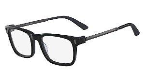 Óculos de grau Calvin Klein CK8553 058-Preto/Cinza