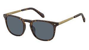 Óculos de sol Fossil FOS 3087/S N9P 51IR Tortoise