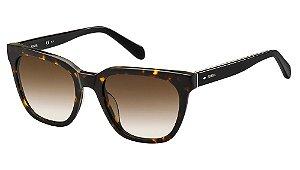 Óculos de sol Fossil FOS 2066/S 086 52HA Tortoise