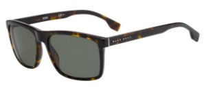 Óculos de sol Hugo Boss 1036/S 086 58QT-Havana/Verde