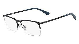 Óculos de grau Lacoste L2241 002 - Preto/Azul