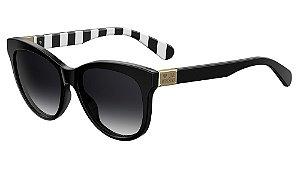 Óculos de sol Love Moschino MOL001/S 807 559O - Preto