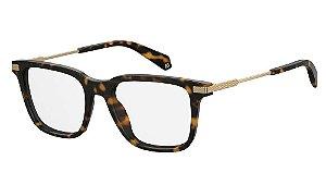 Óculos de grau Polaroid PLD.D346 086 5319 - Tortoise