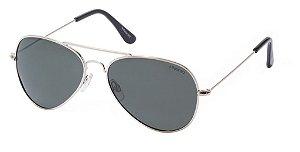 Óculos de sol Polaroid 04213 00U 58H8-Dourado