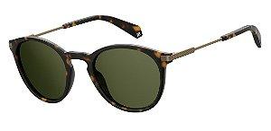 Óculos de sol Polaroid PLD2062/S N9P 50UC-Havana