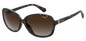 Óculos de sol Polaroid PLD4098/S 086 58LA-Tortoise