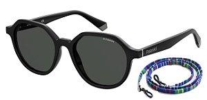 Óculos de sol Polaroid PLD6111/S 807 51M9- Preto