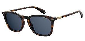 Óculos de sol Polaroide PLD2085/S 086 52C3-Tortoise