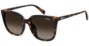 Óculos de sol Polaroid PLD4083/F/S 086 59LA-Tortoise