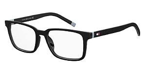 Óculos de grau Tommy Hilfiger TH 1786 O6W 5438-Preto