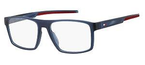 Óculos de grau Tommy Hilfiger TH 1836 FLL 5417 R-Azul