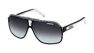 Óculos de sol Carrera GRAND PRIX 2/S T4M 649O - Preto/Branco
