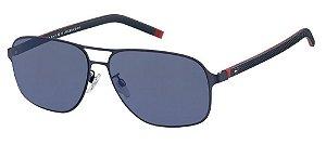 Óculos de sol Tommy Hilfiger TH1719/F/S WIR 62KU-Azul