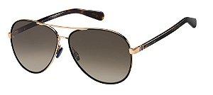 Óculos de sol Tommy Hilfiger TH 1766/S DDB 61-Havana/Dourado