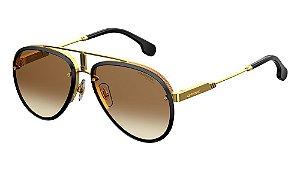 Óculos de sol Carrera Glory 2M2/86 - Preto/Dourado
