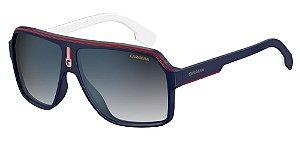 Óculos de sol Carrera 1001/S 8RU 629O S-Azul/Marrom