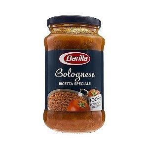 Molho de tomate italiano Barilla bolognese 400 G