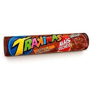 Biscoito Trakinas pacote 136g