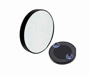 Espelho De Aumento 5x Com Ventosa