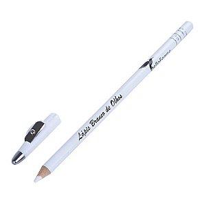 Lápis Bella Femme Branco p/ desenho de micropigmentação