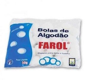 Algodão Farol 50 g Bola