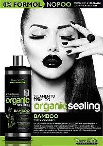 Oferta Progressiva Sem Formol Bambu Orgânica 1l Nova Delle