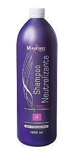Oferta Shampoo Indicador De Resíduos Neutralizante Mairibel 1000ml