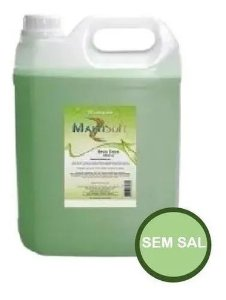 Oferta Shampoo M.Soft Uso Prof. 4800ml - Erva Doce Sem Sal