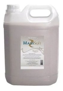 Oferta Shampoo M.soft Uso Profissional 4,800lts - Neutro